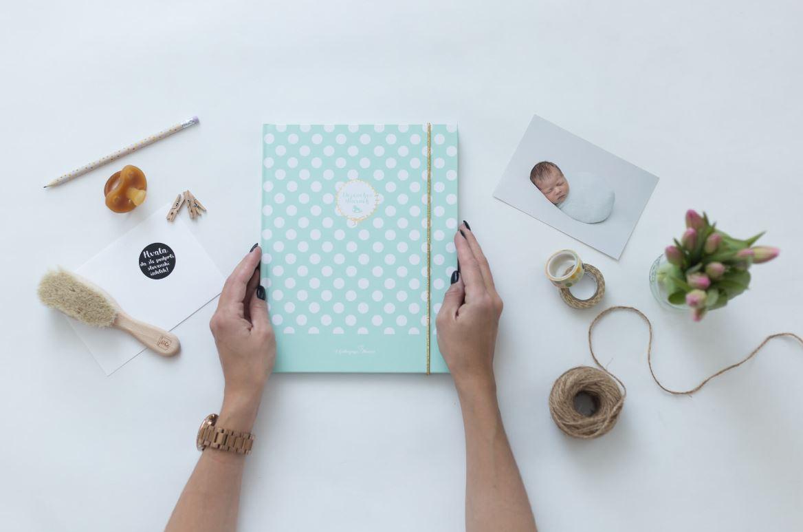 Uporaba Dojenčkovega dnevnika