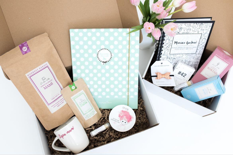 Darilni paket v porodnišnico