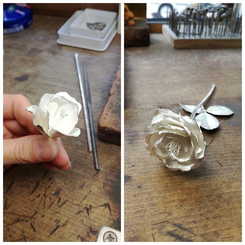 Srebrna vrtnica